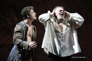 Lear la storia Silvano Toti Globe Theatre Roma