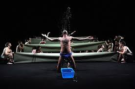 Odissea A/R @ Teatro Argentina - Roma